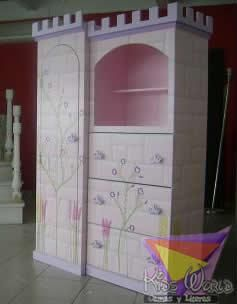 Ideas para and ideas on pinterest for Muebles de princesas