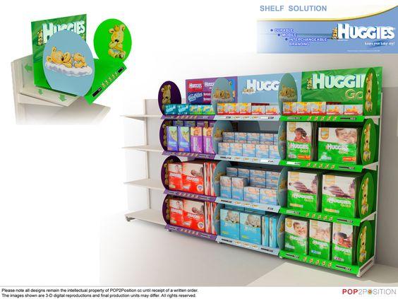 Point of Purchase Design | POP Design | POS Design | Health & Beauty POP |  by Alp Germaner at Coroflot.com