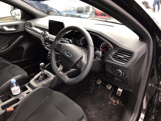 The Ford Focus Hatchback 2 3 Ecoboost St 5dr Car Leasing Deal