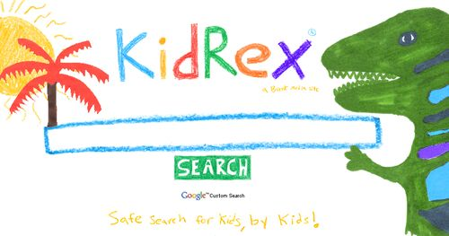 Kidrex is a search engine made for especially for kids results are