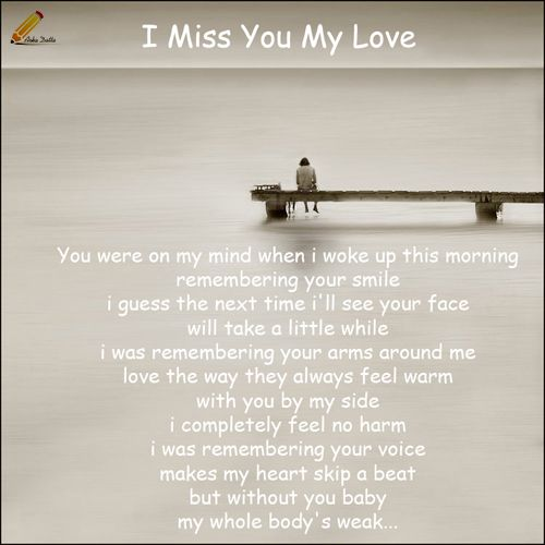 I Miss You Quotes For Her: 17 Best Images About Favorvite Quotes