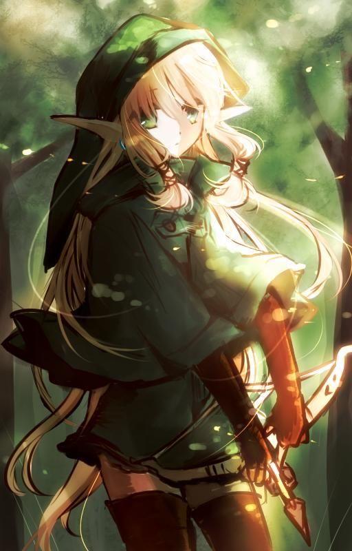 linkle hyrule warriors legends the legend of zelda