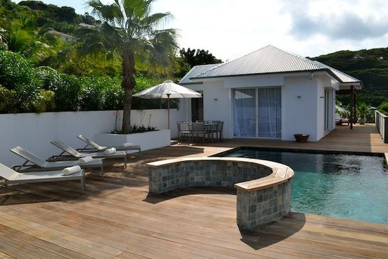 Villa HELIOS - Private villa in St Barts