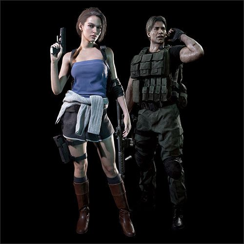 resident evil 3 remake jill best outfit