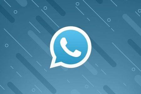 Download Whatsapp Plus Terbaru Version V7 35 2019 Official Megcxpbeysfuvm Aplikasi Rcios Wa Aero Whatsapp Mod Te Android Website Android Whatsapp Blue Logo