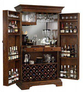 Locked Bar Cabinet Met Afbeeldingen Drankkast Interieur