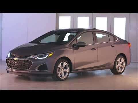Novo Chevrolet Cruze 2019 Hatch E Sedan Detalhes Internos E