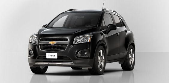 Chevy Trax Black Granite Metallic #chevrolet #SUV
