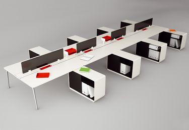 Interior Design from Spain. News & Trends.: Ofita unveils Fresh.Office