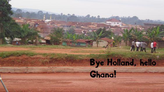 Het is zover! Vanavond begint mijn reis naar Ghana. Ik kan het zelf nog amper geloven, maar mijn ingepakte koffers en geprinte vliegtickets bewijzen dat het wel zo is. Zo raar!