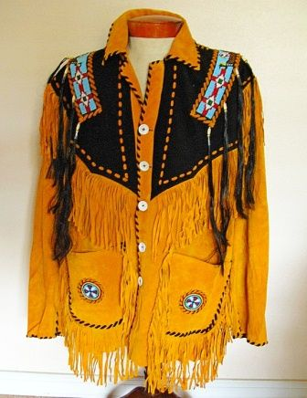 Native American Leather Jackets