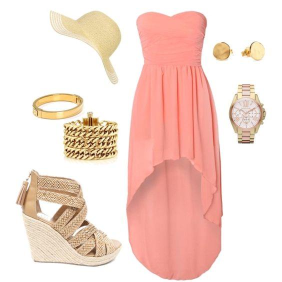 Dress. Shoes. Love