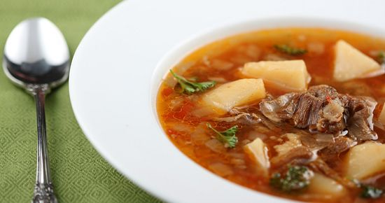 Hearty Winter Soup Recipes - Food and Whine