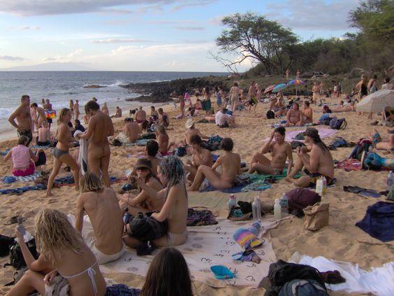 Little Beach Maui Nude  Este Es El Top 10 De Mejores -7799