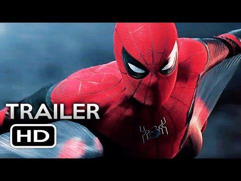 Spider Man Far From Home Official Trailer 2019 Marvel S Superhero Movie Spiderman Superhero Movies Marvel Superheroes