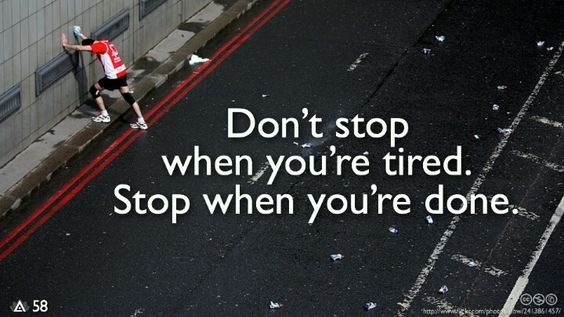 Keep going. ..
