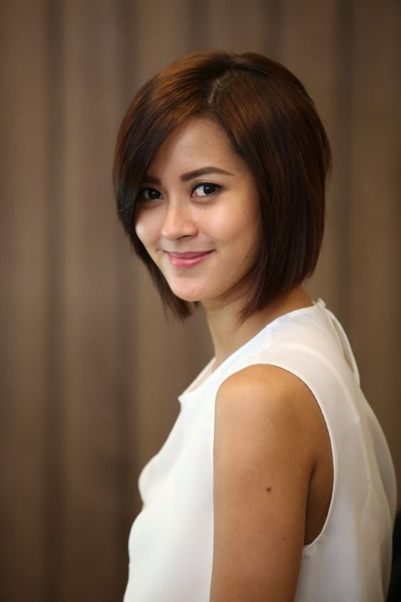 Surprising Celebrity Bobs Bob Cuts And Bobs On Pinterest Short Hairstyles Gunalazisus