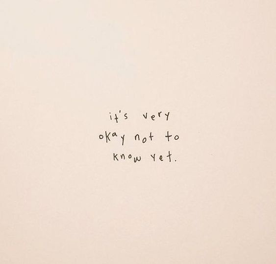 It's okay not to know | positive, entrepreneur, business, quote, strength, strong, inspirational, graphic, empowerment, empowered,  women, female, boss babe, entrepreneur, motivational, powerful,  mindset, affirmation, joy, fun, confidence, happiness, think good  things, thought patterns, fear, fearless, fired up, self talk, change, growth, self love   -  #poetryquotesstrengthHeart #poetryquotesstrengthLife #poetryquotesstrengthWords