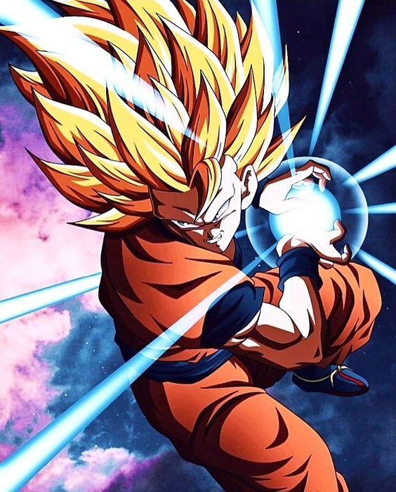 Super Saiyan 3 Dragon Ball Super Goku Dragon Ball Anime