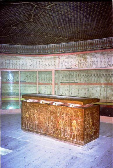 Tomb of Thutmose III