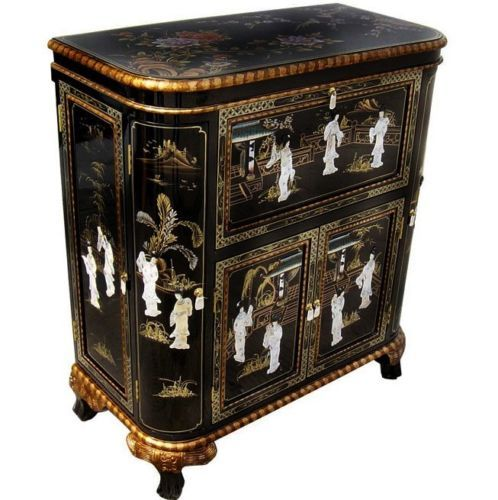 oriental furniture bar cabinets and mother of pearls on pinterest amazoncom oriental furniture korean antique style liquor