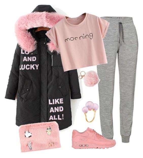 """Well Acquainted"" by chelsofly ❤ liked on Polyvore featuring Icebreaker, Mimata, NIKE, Alexia Crawford and Shrimps"