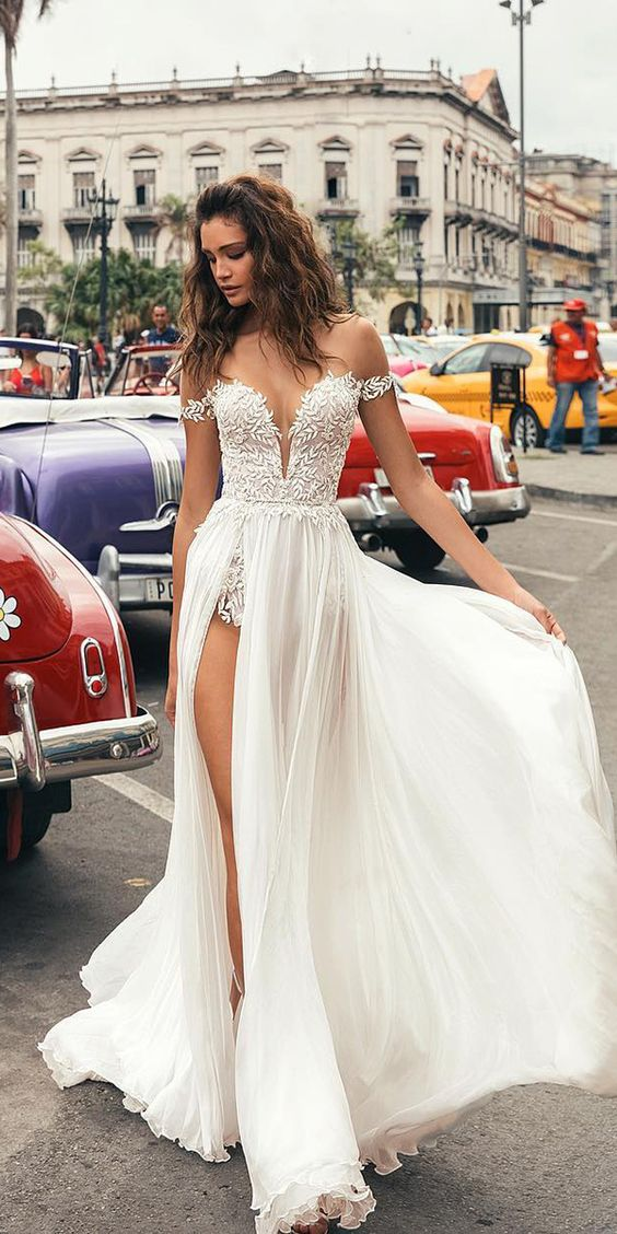 21 Wedding Dresses 2018 From Top Designers