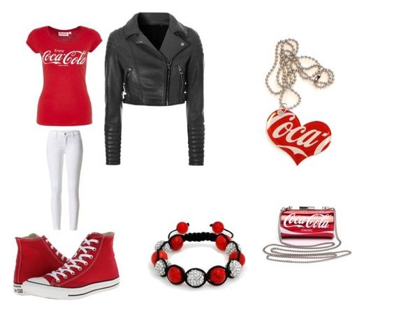 """I love coca cola ❤️"" by kisslovegaby on Polyvore"