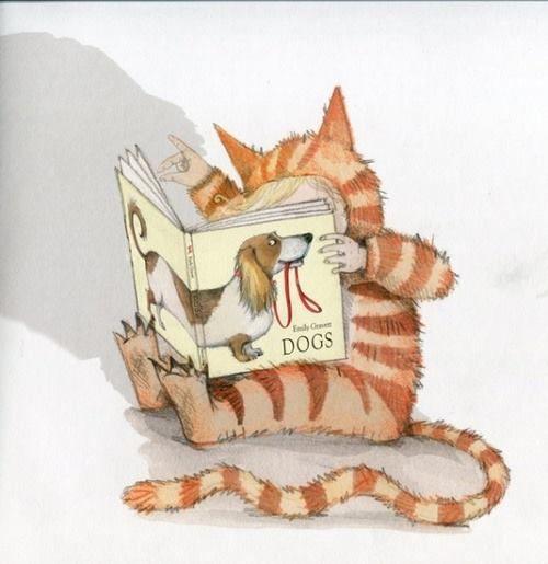 El gato de Matilda. Emily Gravett                                                                                                                                                     Más