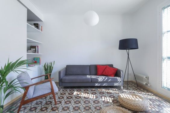 L'appartement de mes rêves- The VVall par Nook Architects - Barcelone.