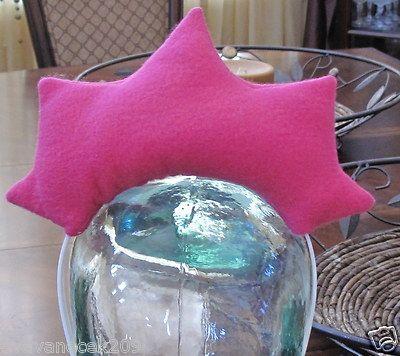 Cosplay hot pink crown / tiara