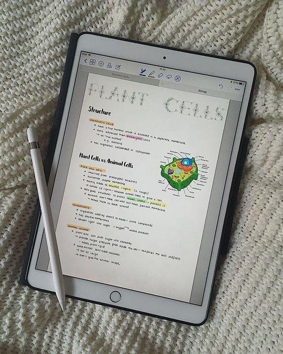 #tablet #ipad #study #motivation
