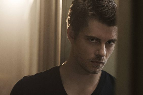 Luke Mitchell as Lincoln Campbell / Sparkplug in #AgentsOfSHIELD - Season 3