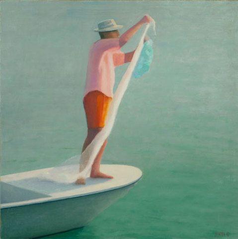 John Beerman Artist American Painting Exhibition