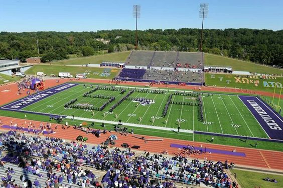 Sfasu Lmb Football Stadiums Football University Stadium