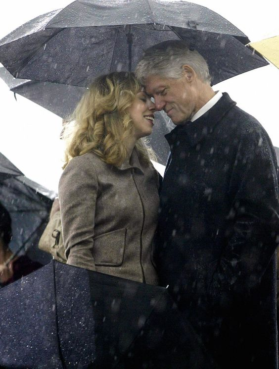 BILL CLINTON and Chelsea Clinton - See best of PHOTOS of the 42nd US President of the United States