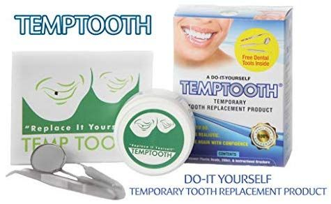 This Kit Provides Enough Material To Make 30 Temporary Teeth The