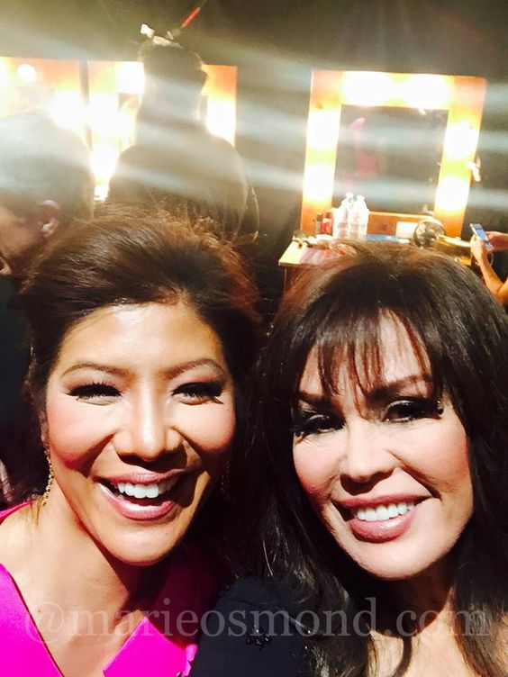 Marie and Julie Chen.