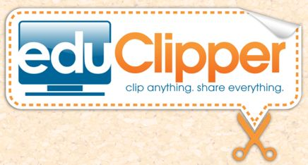 Excited about eduClipper from eduTecher's Adam Bellow. It looks to be like Pinterest but with a strictly educational focus. Share virtual clipboards with staff and students.
