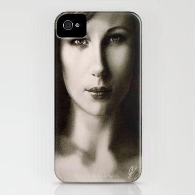Katya iPhone Case by ARTBOYART.COM - $35.00