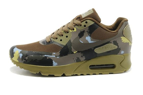 Nike Air Max 90 Homme Chaussures De Course camouflage vert foncé [N_A_882236] - €39.99 : online shopping