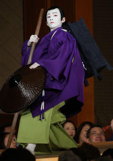 次代の歌舞伎界を背負う八代目市川染五郎のかっこいい画像