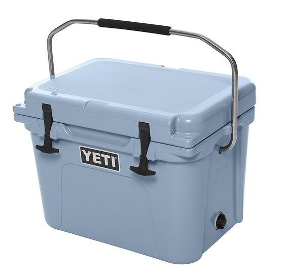 A Yeti cooler for the camper​ -Weird but actually smart Christmas gifts for guys - Todaywedate.com