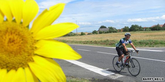 How to ride your own Tour de France!