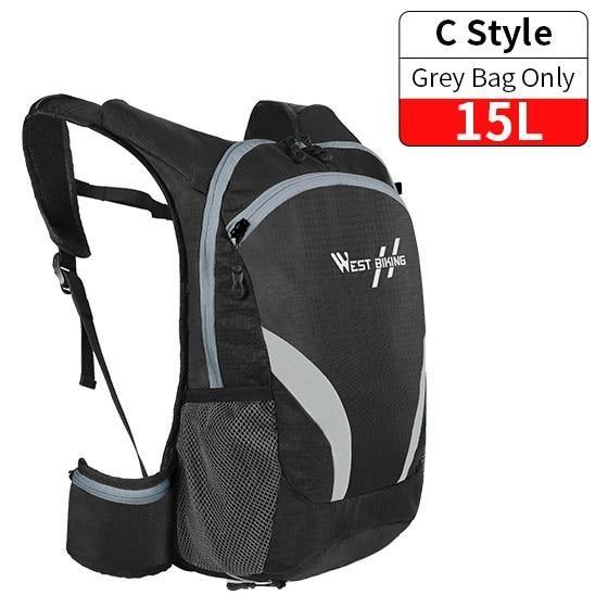 Cycling Bag Ultralight Portable Waterproof Bicycle Backpack 10L Hiking Climbing