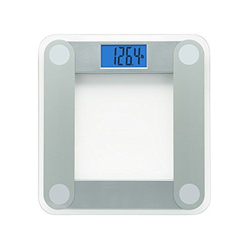 Eatsmart Precision Digital Bathroom Scale With Extra Large Lighted Display Digital Scale Large Bathrooms Weight Scale