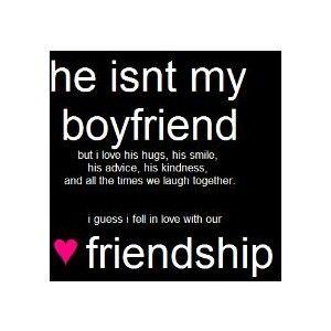 Boyfriend...??