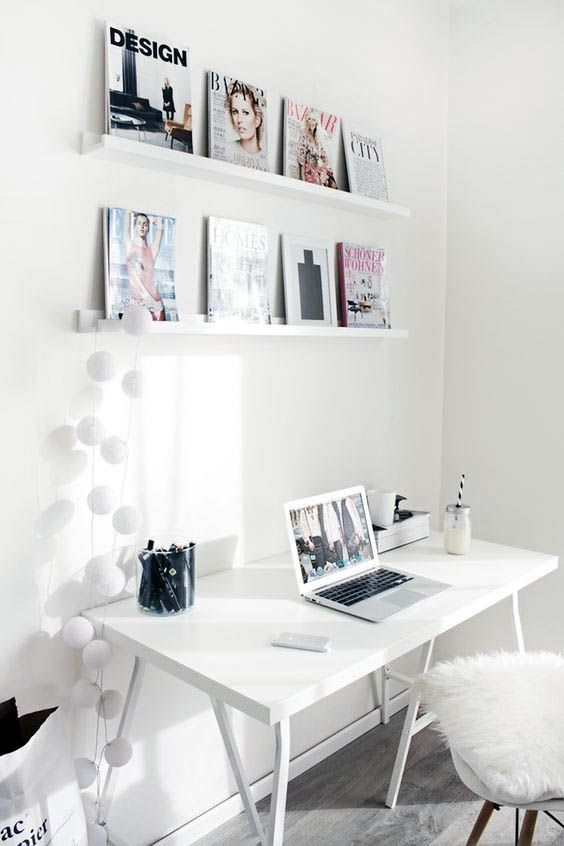 Leading White Desk Extension On This Favorite Site Home Office Decor Interior Home Decor