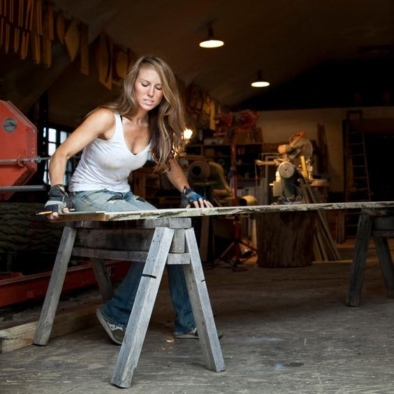 Elegant Why Aren39t There More Women Woodworkers  By Cricket