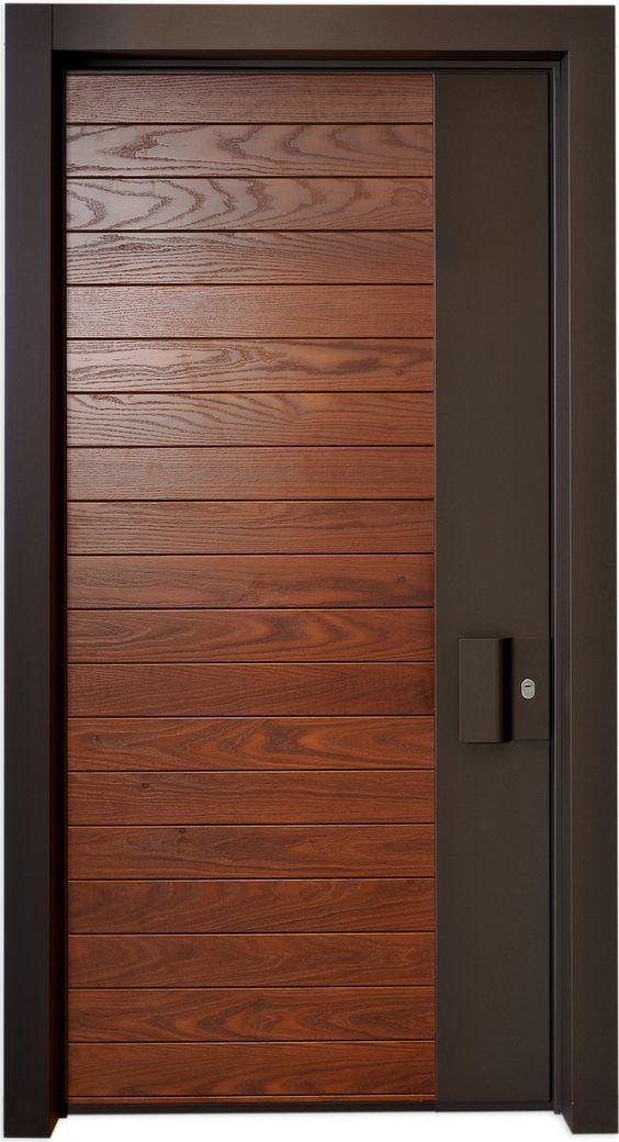 20 Fantastic Designs For Interior Wooden Doors Wooden Doors Interior Flush Door Design Doors Interior Modern